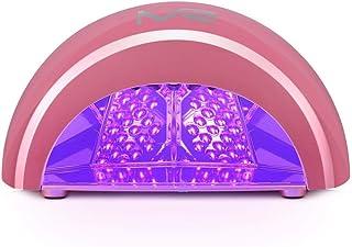 MelodySusie LED Nail Dryer Nail Lamp Curing LED Gel Nail Polish, Professional for Nail Art at Home and Salon (Pink)