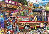 Buffalo Games - Aimee Stewart - Family Vacation - 2000 Piece Jigsaw Puzzle