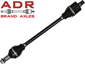 SuperATV ADR Brand Front Stock Length Axle for Full Size Polaris Ranger XP 900 - SEE FITMENT - A Cost Effective Axle to Meet & Exceed Your OEM Axle!