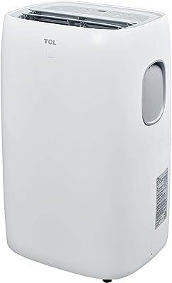 TCL 14P31 portable-air-conditioner, 14,000 BTU, White
