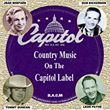 Capitol Records: Country Music On Capitol Various Artists