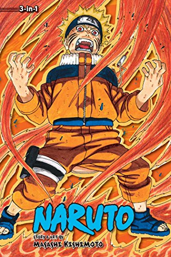Naruto (3-in-1 Edition), Vol. 8: Includes vols. 22, 23 & 24 (8)