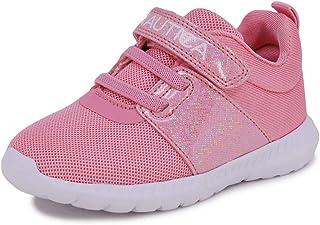 حذاء ركض رياضي للأطفال من نوتيكا مع حزام واحد  للأولاد   (طفل صغير/طفل صغير)