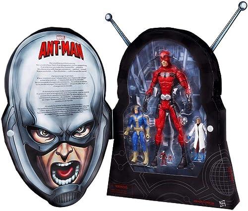 Ant-Man Actionfiguren Box-Set SDCC Exclusive