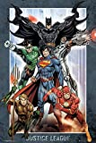 DC Comics Justice League United Poster. Offiziell