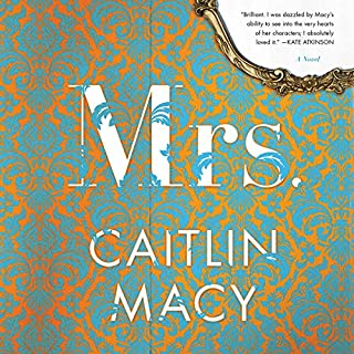 Mrs. audiobook cover art
