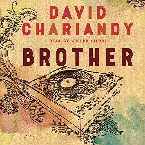 Brother audiobook cover art