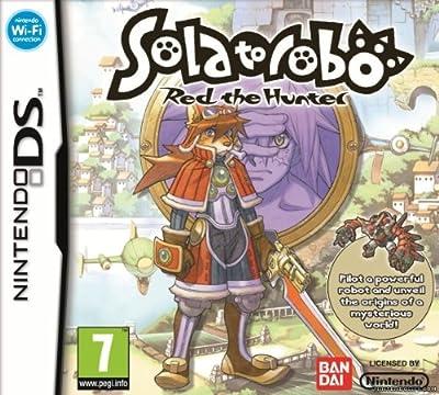 Solatorobo Red the Hunter Game DS