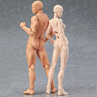 Drawing Figures for Artists Action Figure Model Human Mannequin Man Woman Kits