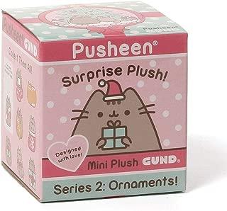 Gund Pusheen Blind Box Series #2 Surprise Plush, 2.75