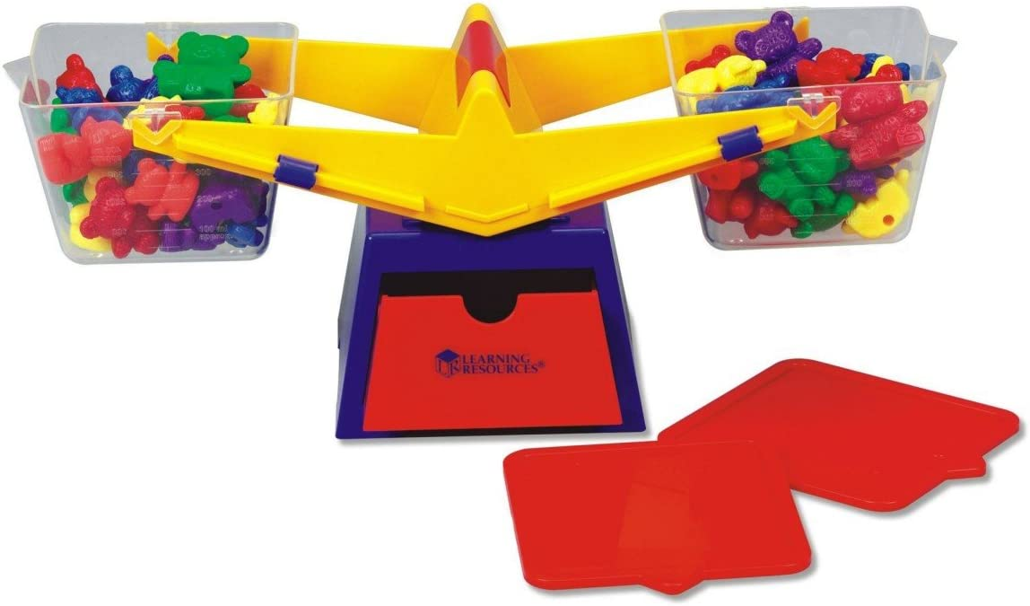 LEARNING RESOURCES Large special price Max 66% OFF Primary Bucket Balance