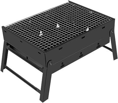Amazon.com: ZZ-aini Folding Portable Charcoal grills ...