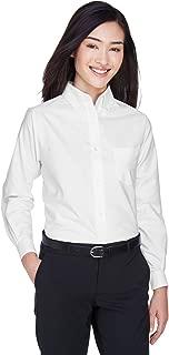 Women's Wrinkle-Free Long Sleeve Oxford Shirt