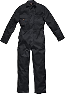 Dickies Redhawk Economy Stud Front Coverall Regular - Navy Blue - size M