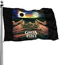 Yangzhijuan Greta Van Fleet Flag 4x6 Ft