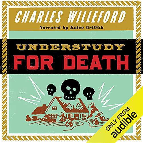 『Understudy for Death』のカバーアート
