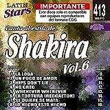 Vol. 6-Karaoke Latin Stars