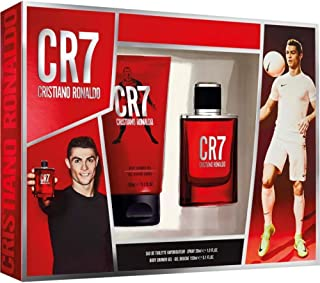 CRISTIANO RONALDO CR7オムEDTとシャワージェル、30 ml / 150 ml