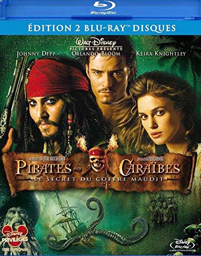Pirates des Caraïbes : Le Secret du Coffre maudit [Blu-Ray]