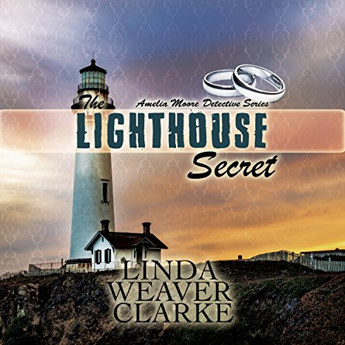 The Lighthouse Secret audiobook cover art