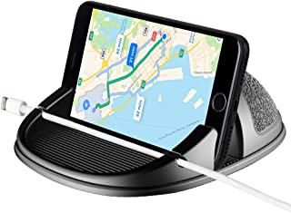 Cell Phone Holder for Car Dashboard,Beeasy Hand Free Car Phone Mounts,Mobile Smartphone GPS Mounting in Vehicle for iPhone XR/XS/X 8/7 Plus 6 /6S,Samsung Galaxy Note 8/9 S8 S9 and More