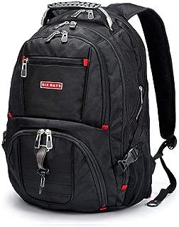 New Children School Bags Boy Backpacks Brand Design Teenagers Best Students Travel USB Charging Waterproof Schoolbag Zhaozb (Color : Black)