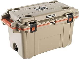 70 Qt. Elite Cooler Color: Light Brown/Orange