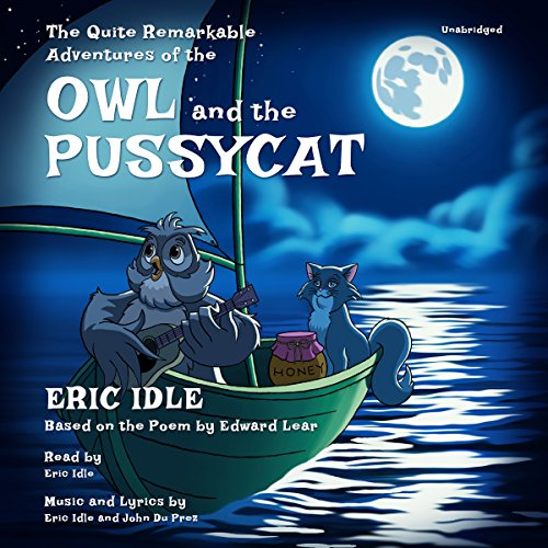 The Quite Remarkable Adventures of the Owl and the Pussycat cover art
