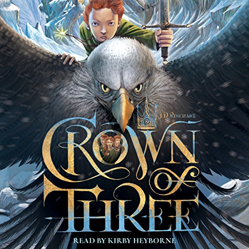 Crown of Three audiobook cover art