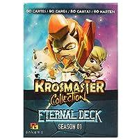 Ankama - Krosmaster Collection - Eternal Deck Season 01 : 80 cartes