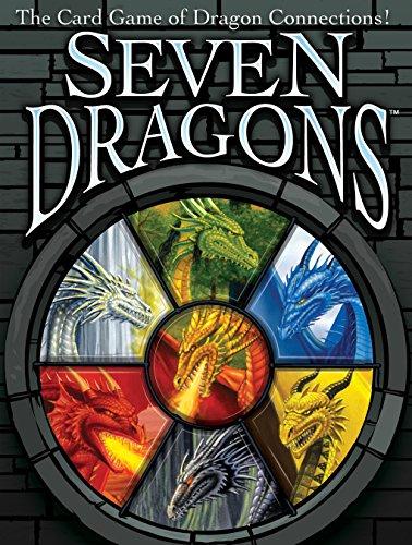 Unbekannt Looney Labs lon00039 – Seven Dragons