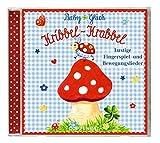 Kribbel Krabbel-Lustige Fingerspiel-/Beweg.Lieder