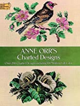 Anne Orr's Charted Designs (Dover Needlework Series)