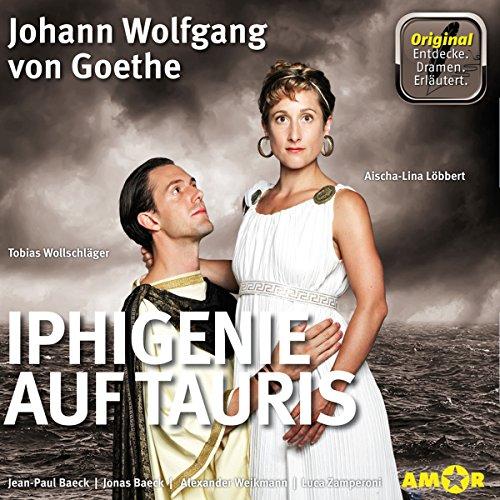 Iphigenie auf Tauris - Die wichtigsten Szenen im Original Titelbild