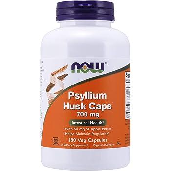 NOW Supplements, Psyllium Husk Caps