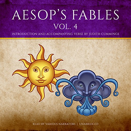 Couverture de Aesop's Fables, Vol. 4