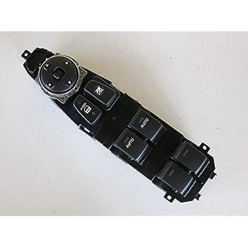 Genuine Hyundai 93570-3J310-6T Power Window Main Switch Assembly