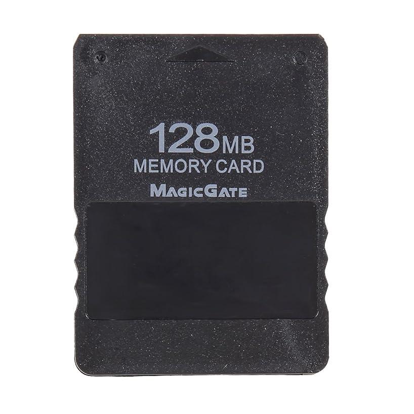 Memory Card,128MB Memory Card Game Memory Card for Sony PlayStation 2 PS2
