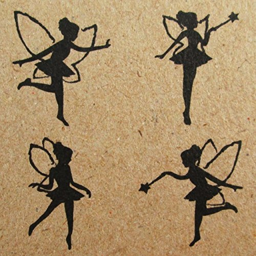 Np Crafts 4 Kids Rubber Stamps Scrapbook Supply Stamper Fairy Tail Dolls