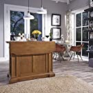 Americana Oak Kitchen Island by Home Styles #4