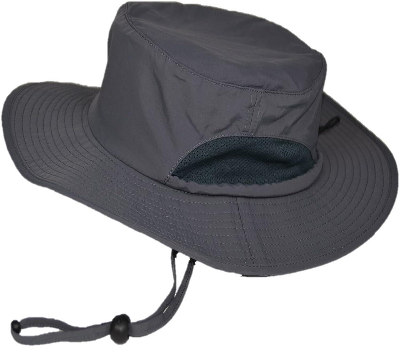ViViLounge UPF50+ UV Sun Predection Boonie Hat Wide brim Sunshade Hat Outdoor Unisex