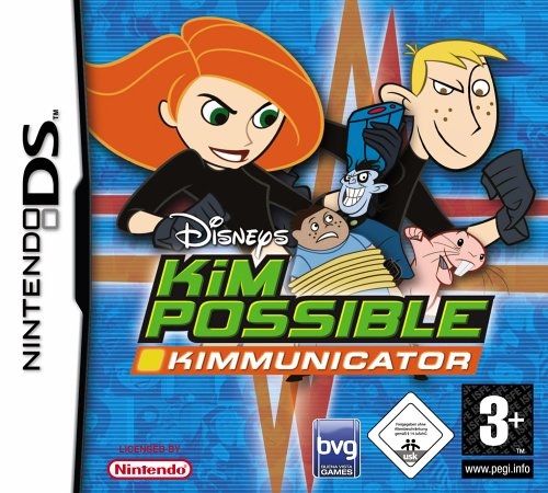 Kim Possible - Kimmunicator