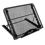 Kenting Support pour Caisson Lumineux, Multifonctionnel 7 Points d'angle, Support de traçage évité par dérapage pour Ordinateur Portable Huion, Table Lumineuse LED A4 LB4 L4S (Lack)