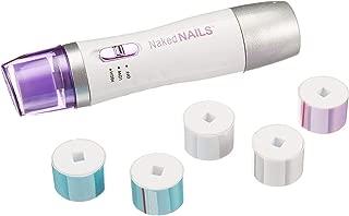 ORIGINAL MART Finishing Touch Electronic Manicure and Pedicure Nail Brush Set Kit (Multicolour, 24 x 11.6 x 6.5 cm)