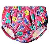Water Gear Reusable Baby Swim Diaper - Pink - Small - 13-18 lb