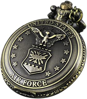 Best air force pocket watch Reviews