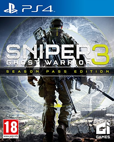 Sniper: Ghost Warrior 3 Season Pass Edition (PS4) - [Edizione: Regno Unito]