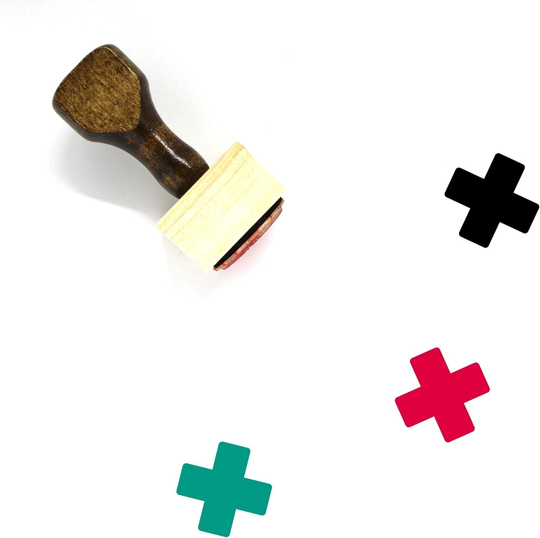 Health Wooden 永遠の定番 Rubber Stamp x 89 No. 3