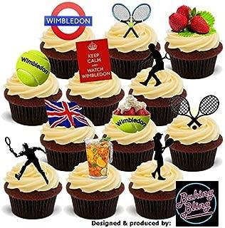 Best wimbledon cake decorations Reviews