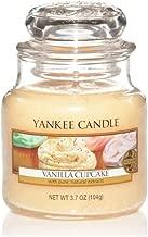 Yankee Candle 5038580062137 jar Small Vanilla Cupcake YSMVC, one Size